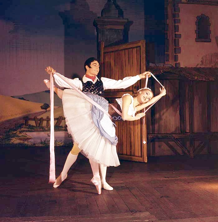 Alicia Markova in Giselle
